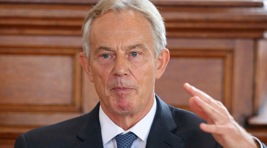 Blair tells French media Brits are confused by Brexit, could end up staying in Europe