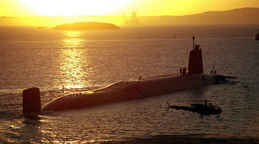 Trident nuke renewal starving British Armed Forces of vital funding – ex-senior officer