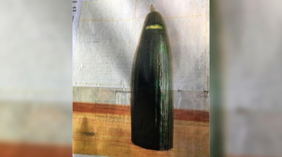 Gurka ban: German mayor in a pickle after posting picture of cucumber 'wearing Islamic dress'