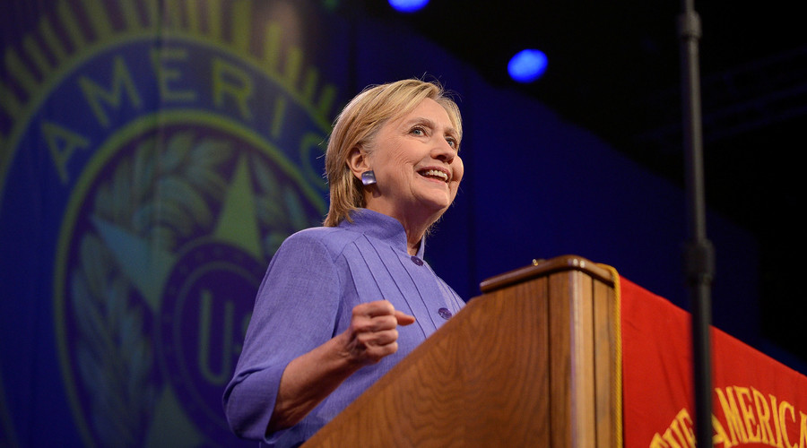 In the money: Clinton amasses $143 million election war chest in one month