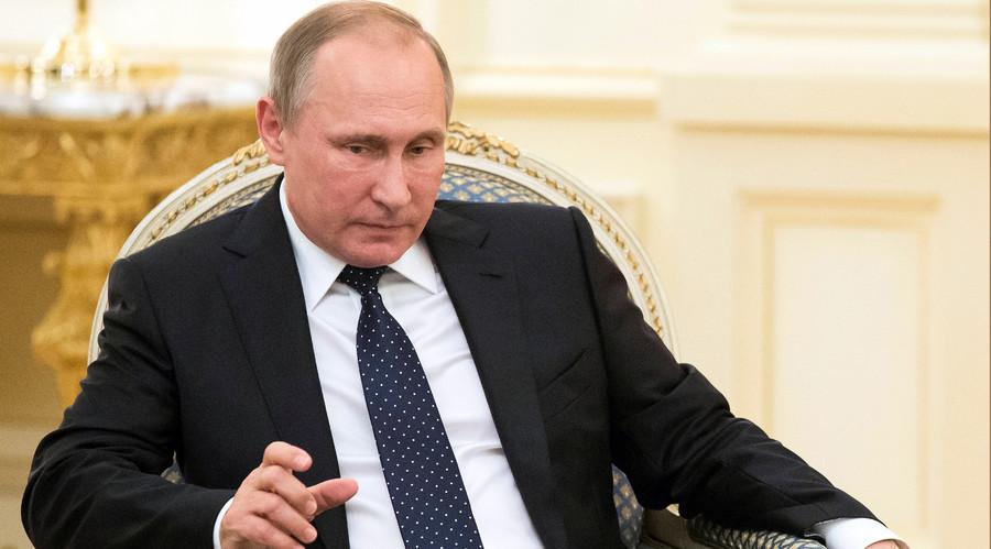 Russian President Vladimir Putin. © Alexander Zemlianichenkо