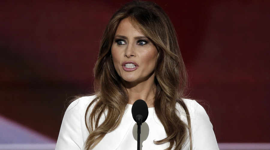 Melania Trump sues Daily Mail into submission