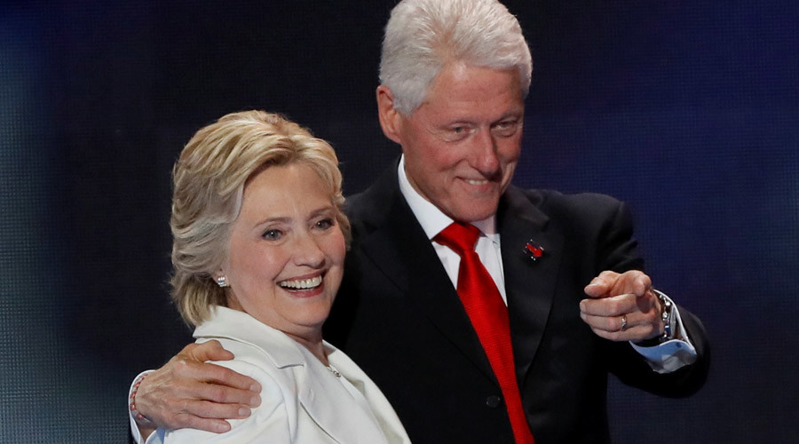 US taxpayers funded Clinton's private email servers through 'Former Presidents Act'
