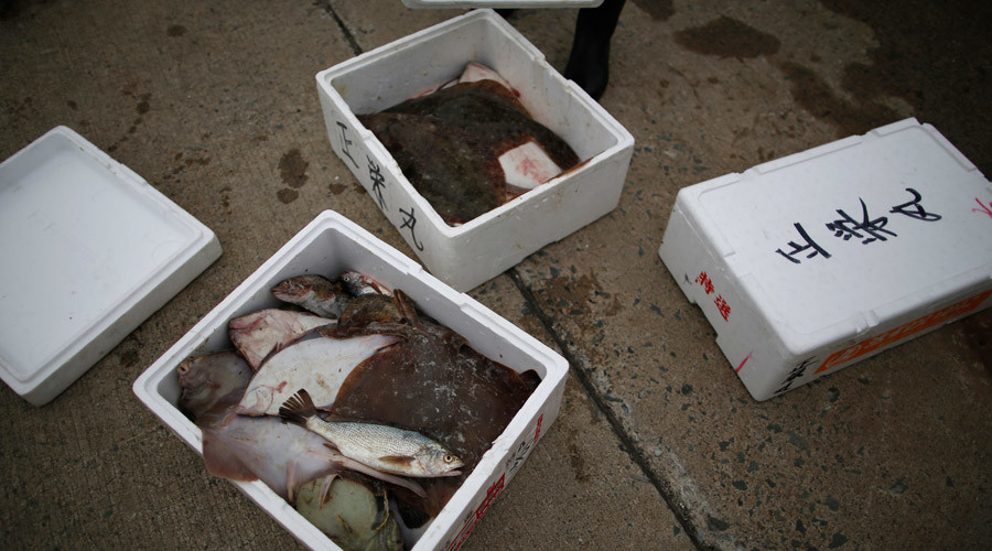 Japan authorizes commercial flounder 'test-fishing' off Fukushima