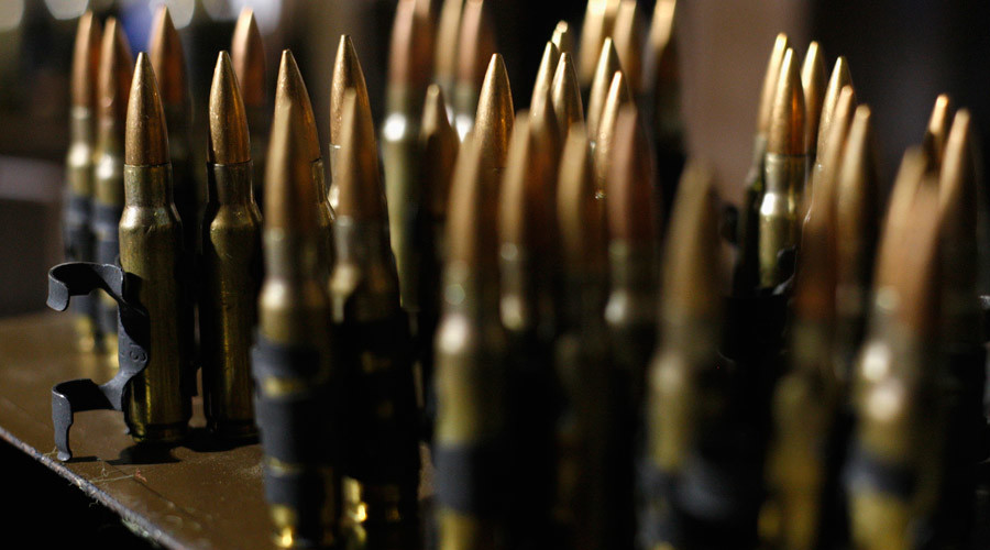 Lithuania supplies Ukraine with 150 tons of old ammunition