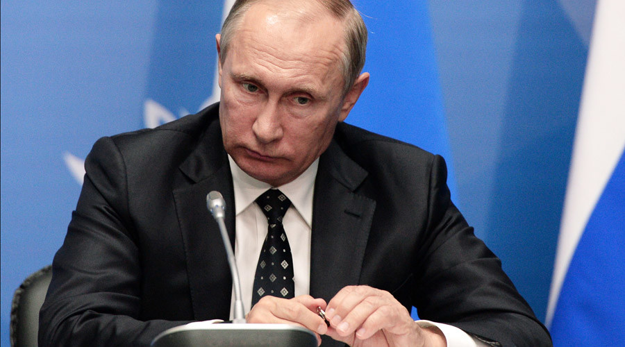Russian President Vladimir Putin © Alexey Filippov