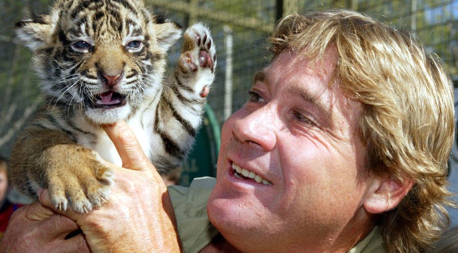Crikey! Remembering Crocodile Hunter 10 years after his freakish death
