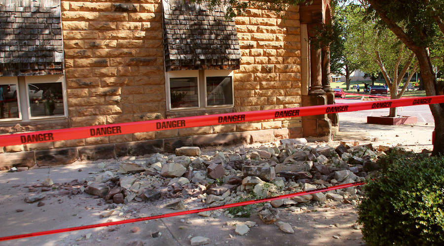 Oklahoma sees dozens of fracking water wells shut down after major earthquake