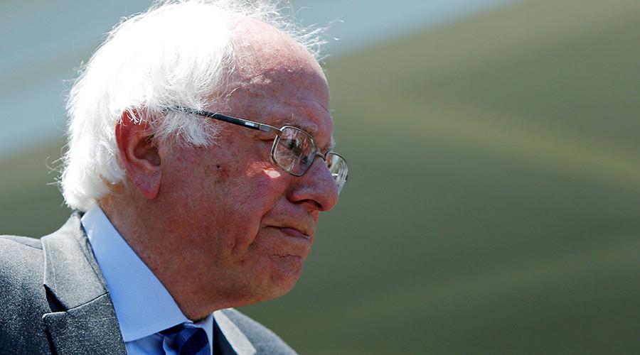 Hillary must 'cut all ties' with discredited Clinton Foundation, Bernie Sanders warns