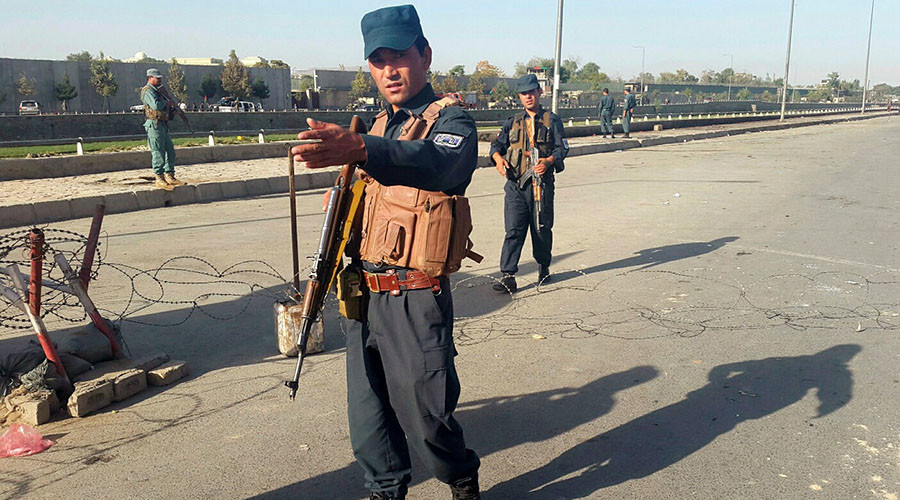 35 killed, dozens injured in twin blasts near Afghan Defense Ministry – authorities