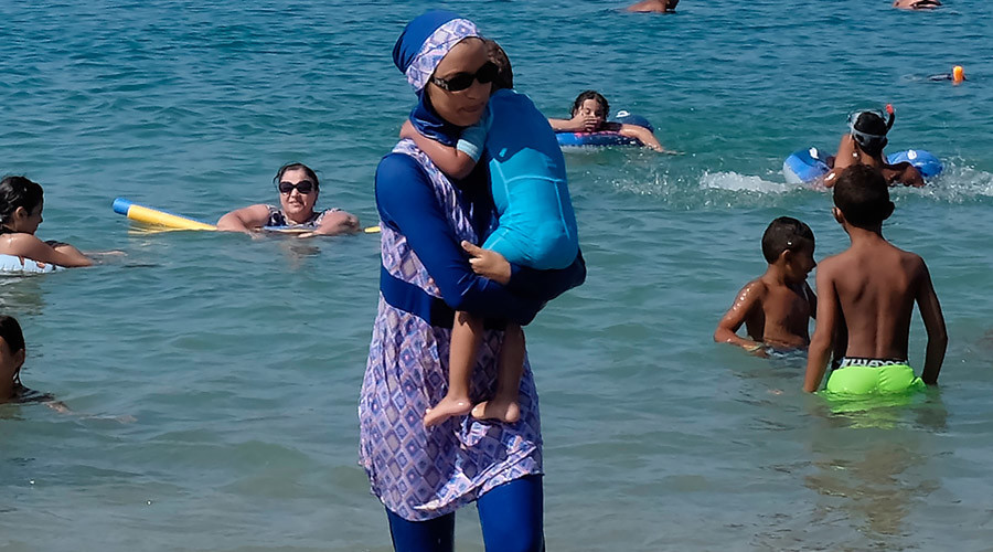 Court on Corsica backs mayor's burkini ban