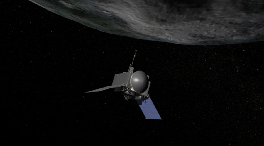 NASA robot may find 'clues to origin of life' on near-Earth asteroid [VIDEO]