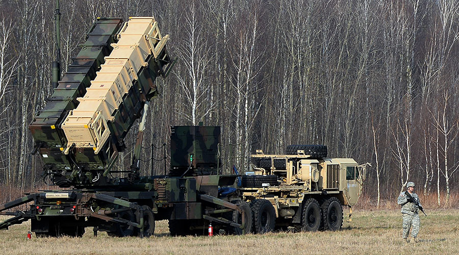 Poland seeks US approval for $5bn Patriot missile purchase