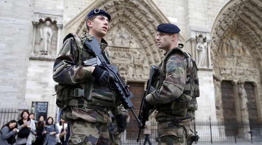 Couple held after Notre Dame terror scare are on watchlist