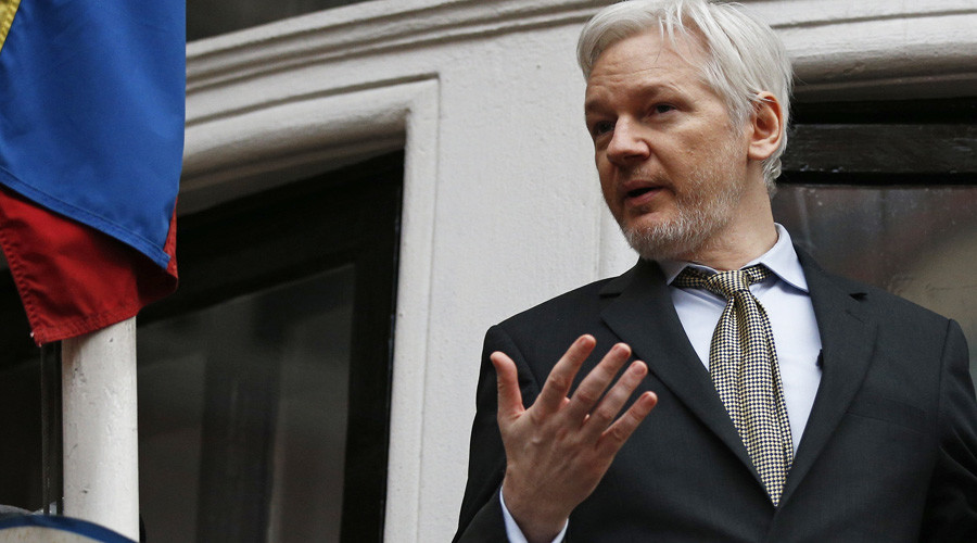 'Ridiculous to say Assange faces no threat' – WikiLeaks founder's advisor to RT