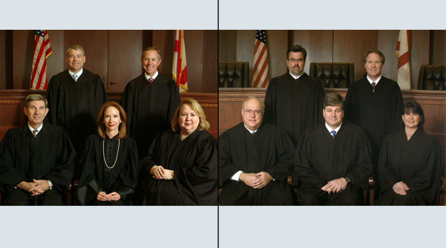 Alabama's appellate courts system rigged to block minority judges - lawsuit