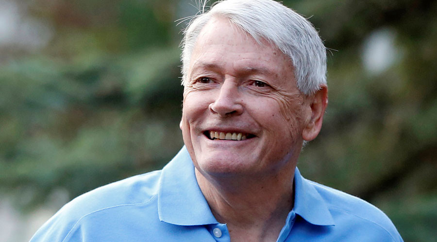 US media mogul John Malone completes $8.5bn F1 takeover