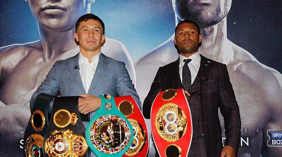 'My biggest fight, my biggest challenge' - Golovkin ready for UK debut