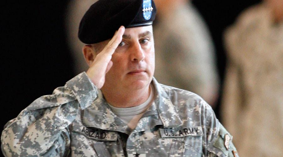 General John Abizaid © Charles W Luzier