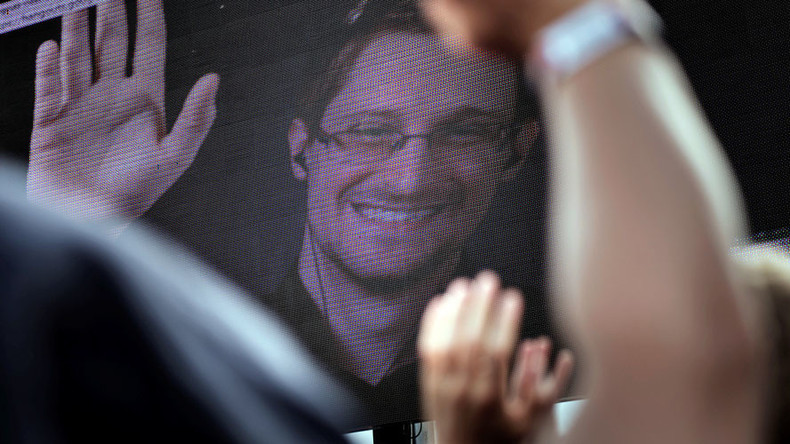 Edward Snowden © Mathias Loevgreen Bojesen