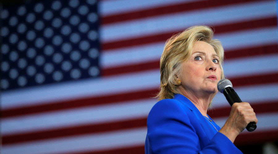 'FBI's way of handling Clinton email scandal is politically motivated'