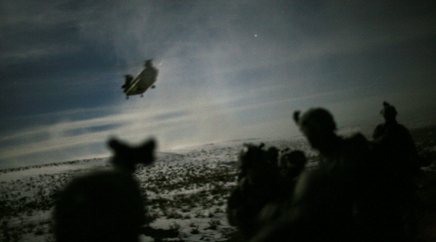 Navy SEALs fail in 2 bids to rescue Taliban-held Western hostages