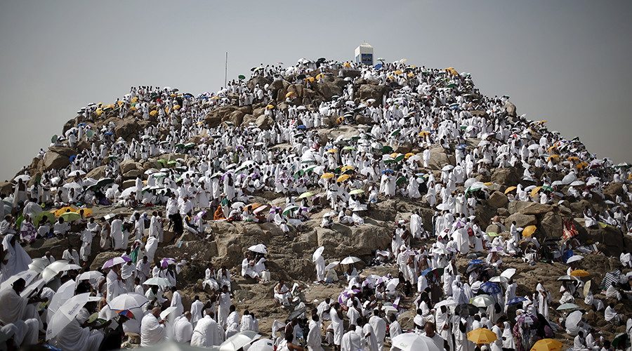 Saudi Arabia issues e-bracelets for hajj pilgrims after deadly 2015 stampede