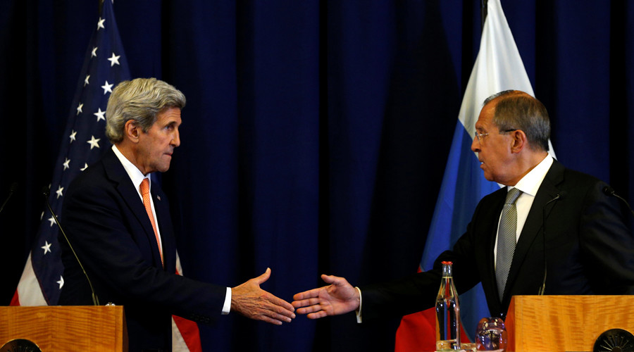 US-Russia deal on Syrian ceasefire: 'Positive sign but questions remain'