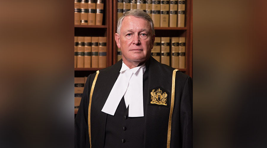 Justice Robin Camp ©cbc.ca