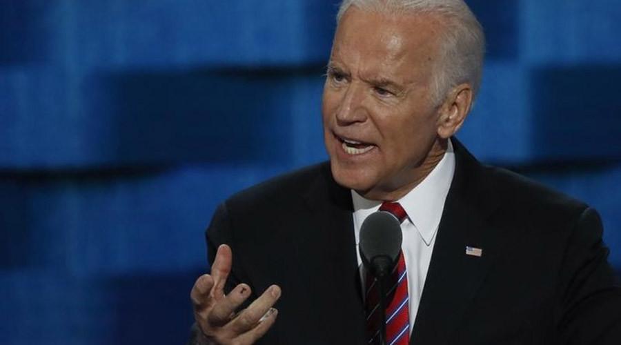 U.S. Vice President Joe Biden © Mike Segar