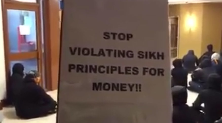 55 Sikhs arrested following wedding protest at UK temple