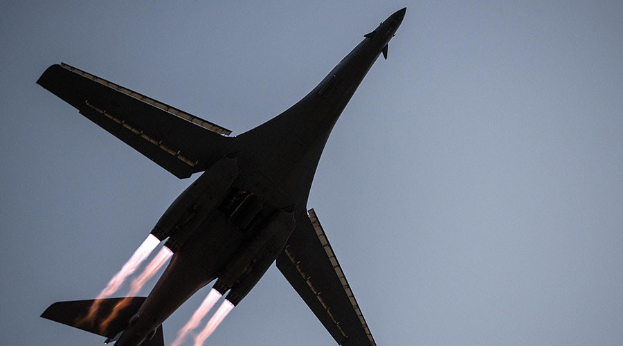 A U.S. Air Force B-1B Lancer. © U.S. Air Force/Senior Airman James Richardson