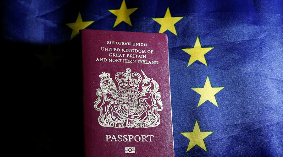 Cost of Brexit: Brits may have to fork out for Europe visas