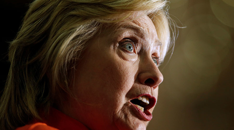 'Clinton's health not biggest problem of her campaign marked by lies and deceit'