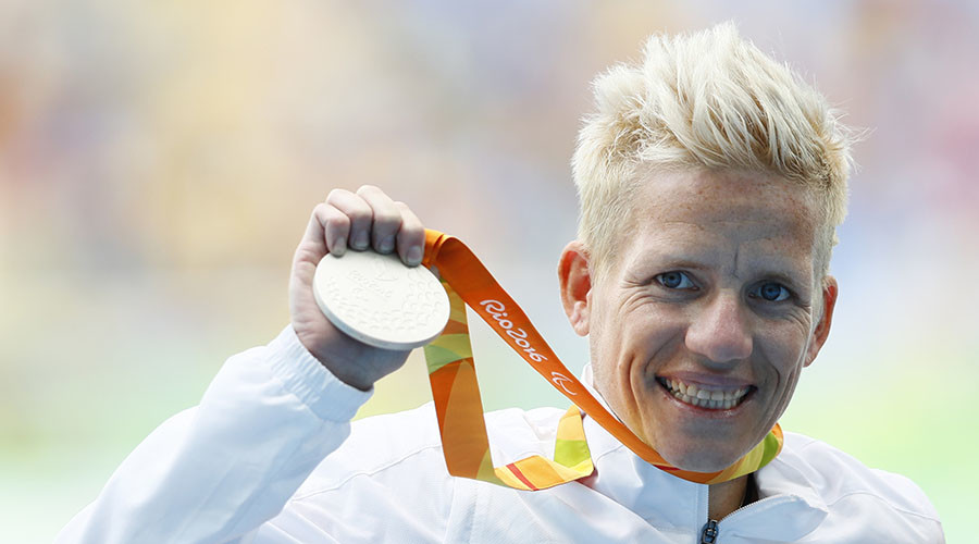 'Without euthanasia papers, I'd have already done suicide' - Belgian Paralympic athlete