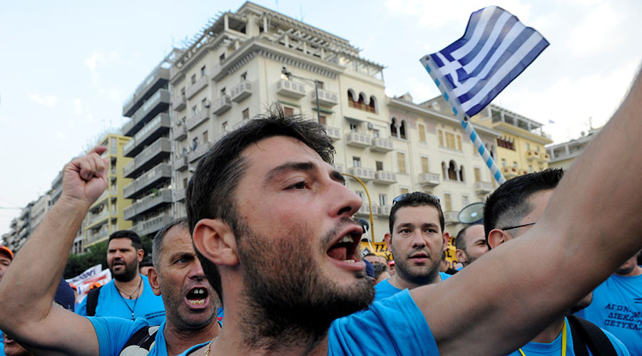 Greece blames creditors over economy's inability to recover