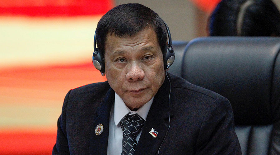 Philippine president wanting US troops out: 'Appeal to nationalism to gain popularity'