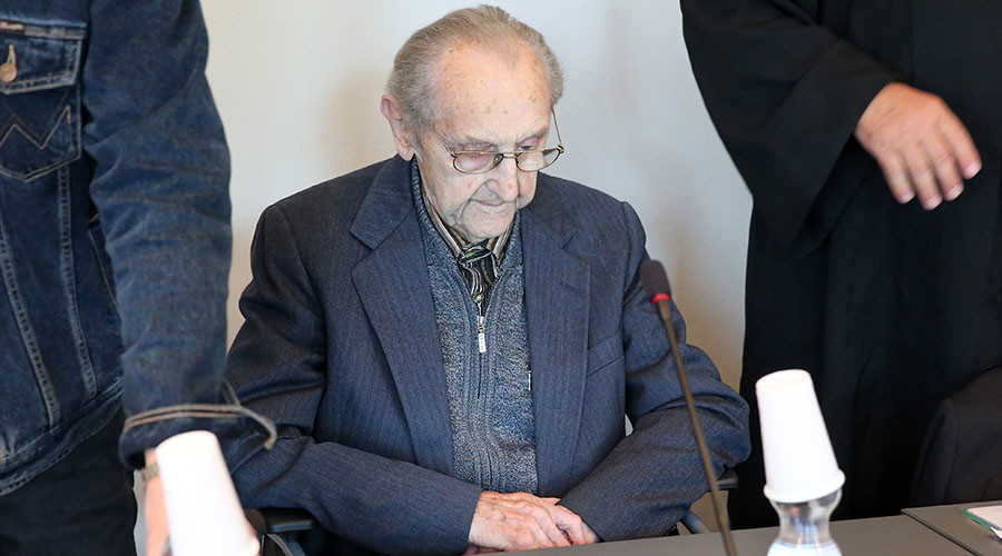 Trial of 95-year-old former Auschwitz medic begins in Germany