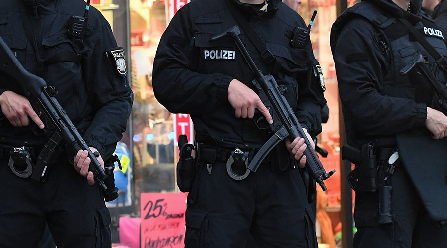 Germany: arrested Syrians have link to Paris attackers