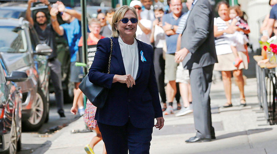 Yes, it's valid to question Hillary's health, but let's cool it on conspiracies