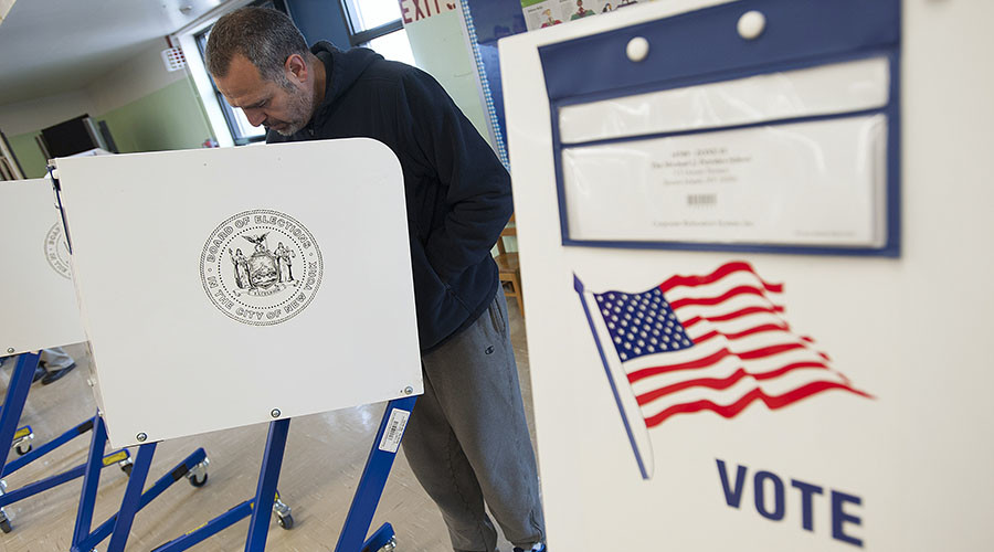 'Ballot selfie' photography ban challenged in new federal lawsuit