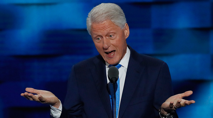 Bill Clinton's 'frequently' comment on Hillary's past faintings edited out of CBS transcript