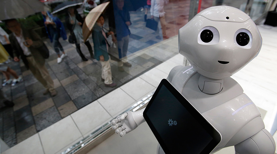 Make way for our future overlords: Robots to take 6 percent of jobs by 2021