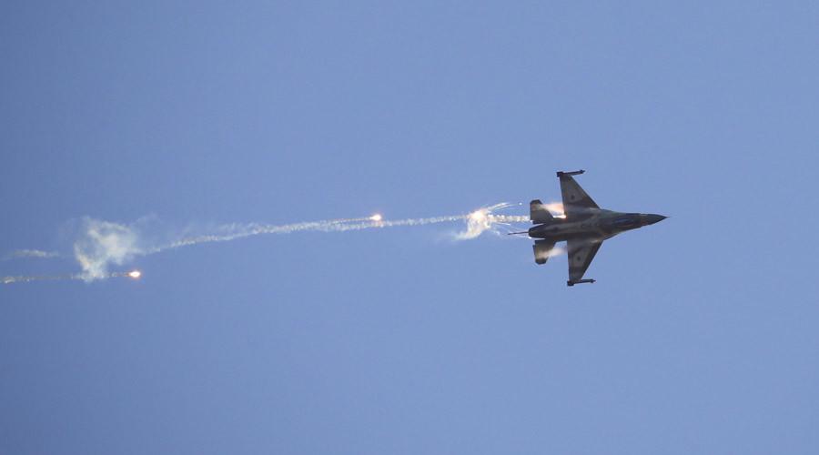 Israel strikes 'terror targets' in Gaza in retaliation to rocket fire
