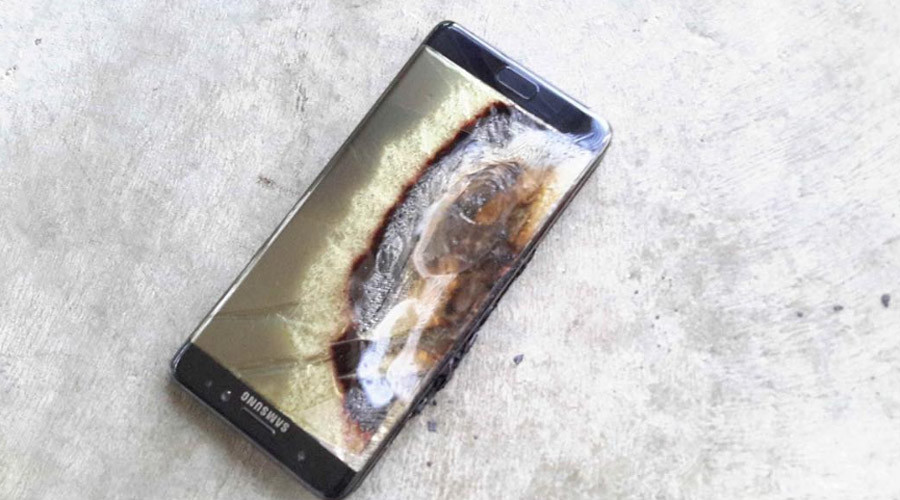Aeroflot issues Samsung Galaxy Note 7 warning