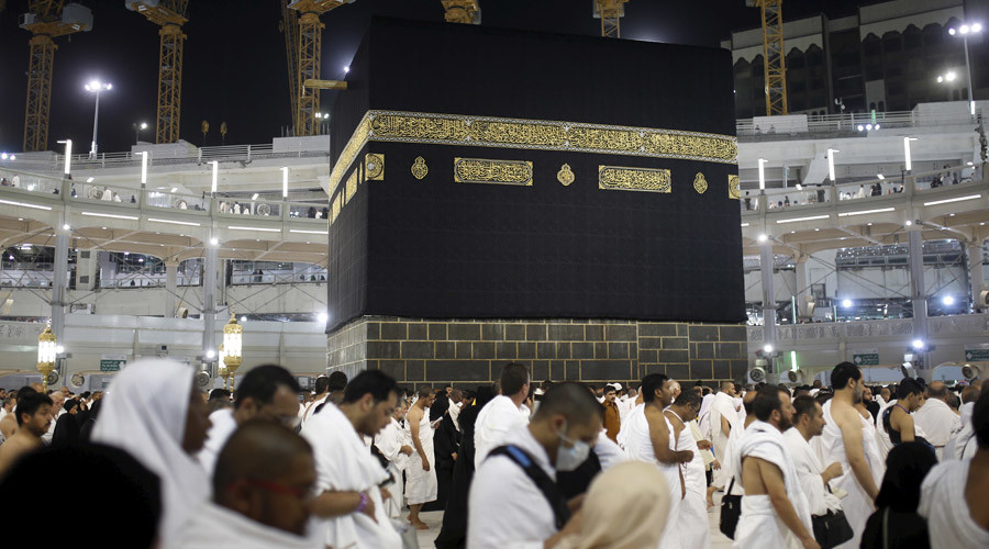 British ambassador to Saudi Arabia converts to Islam, attends Hajj