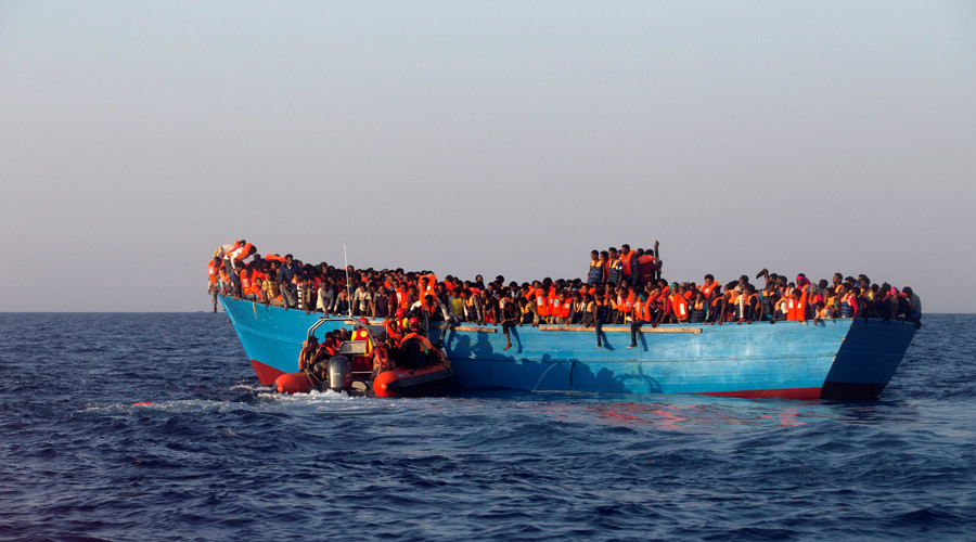 235,000 migrants, refugees waiting to leave for Italy will succeed – UN envoy to Libya