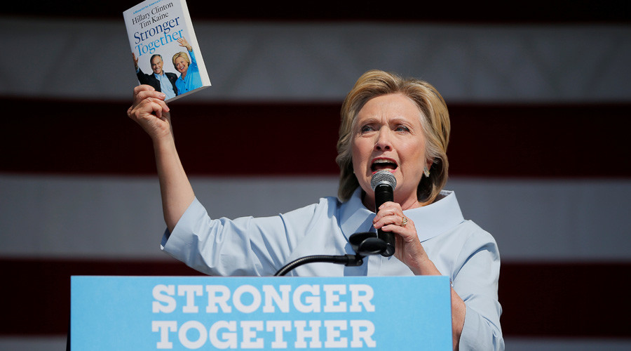 Hillary Clinton's new book branded 'most excellent toilet paper ever' as sales tank