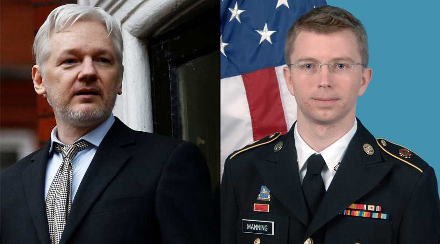 Take me instead: WikiLeaks' Assange asks Obama to pardon Manning