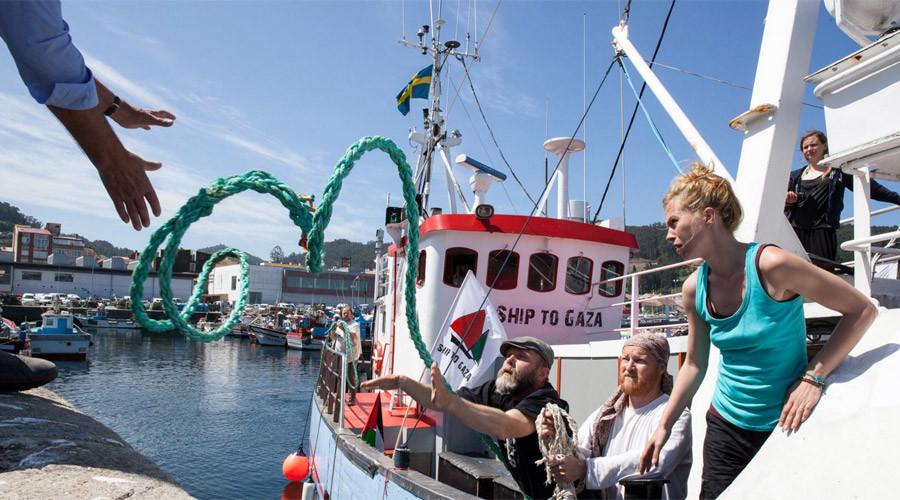 © Freedom Flotilla Coalition